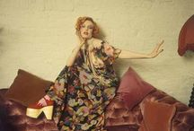Favourite Fashion Images / Beautiful, inspirational photographic images of fashion history