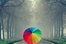Rainbow Child / Life is too short to live it in shades of grey.....not when the world is such a colourful place
