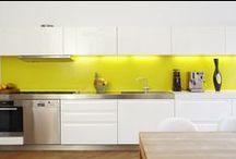 My Kitchen / Inspire with Trend Kitchen.