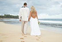 LOVE / Weddings By WEDDINGS HAWAII Kauai, Hawaii http://www.hawaii-wedding.com
