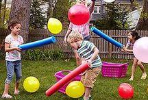 Hopping activities