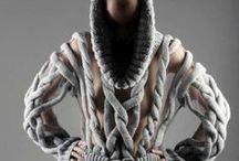 must do (krawiectwo i dziewiarstwo) / Inspiracje, z szycia akrobacje