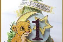 Cumpleaños Simba bebé / Para Fabrizio