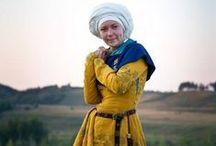 Mittelalter / Mittelalter: Kleider, Roben, Schnitte, Schuhe Ideen & alles was man braucht, muss nicht immer Stilecht sein