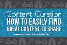 Mein neustes Projekt - Content / Interessantes um das Thema Content-Marketing.