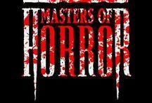 Series de terror favoritas. / Series de terror que me gustan.