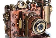Steampunk / Retrofuturismo.