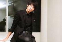 Yamashita Tomohisa (Yamapi) / Actor de doramas.
