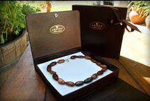 Jewelry / Gioielli / Grando Jewelry pairs a sweet relationship with our Grando Cioccolato Products