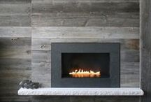 FIREPLACE TILES / Fireplace tile applications