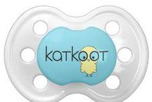 Katkoot & Katkoota: Middle Eastern Arabic Designs / An Arabic word of endearment for a cute boy & a cute girl - a little baby chick.