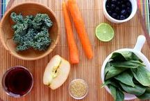 January - Carrots and Kale / Eating fruits and veg when they're in season means that you can make the most of their goodness. In January try carrots and kale!
