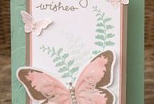 Stampin' Up Card Inspirations