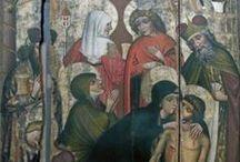Malarstwo tablicowe / Średniowieczne i renesansowe malarstwo tablicowe.