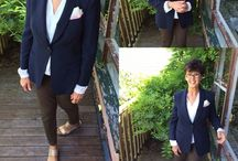 Fashion fun for women over 60 / Playing with style in the wise years; over sixty