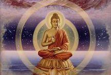 """Sabiduría de Oriente / La Sabiduría de Oriente concibe al hombre como parte de la naturaleza con un poder potencial dentro de si mismo. Teniendo como  meta principal en esta vida  llegar al autoconocimiento, a través del reconocimiento de la existencia de un """"Dios"""" inmanente, es decir dentro de cada uno de nosotros, que solamente se puede vislumbrar conociéndose a si mismo.  -Budismo  -Hinduismo  -Jainismo   -Confucionismo  -Jainismo"""