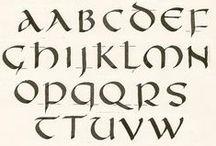 Kaligrafia: uncjała