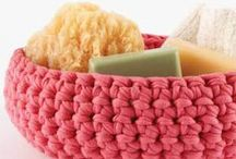 Crochet - Baskets