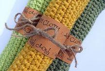 Crochet - Washcloths