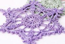 Crochet - Snowflakes/Stars