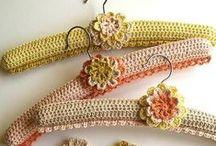Crochet/Knit - Coathangers