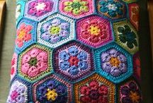 Crochet/Knit - Cushions