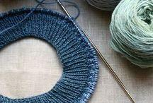 Crochet/Knitting Instructions/Patterns