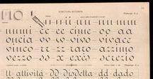 Kaligrafia: pismo rondowe
