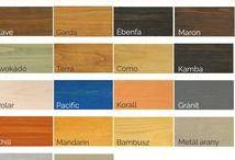 H2 Lazúr - VOC mentes / H2 Lazúr VOC mentes és oldószer mentes csúcsminőségű, természetes anyagokból álló ökofesték, 22 féle színben kültérre és beltérre egyaránt alkalmazható.