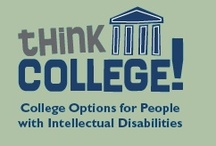Transition from School to Adult Life / Resources to ensure students with disabilities are prepared for adulthood.