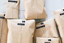 [ Paper / Alles aus Papier, paper, Gifts, Geschenke, Karten, Poster, Verpackung