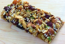 Bake + Nuts and Bars