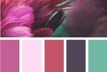 Be inspired by color / by Rain