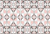 Custom fabric & wallpaper design