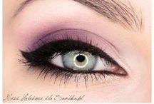 makeup / by Rain
