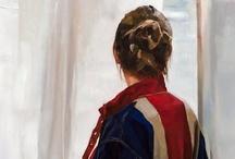 British Ancestry II / Sir Everard de Rowe / by Cynthia Farley