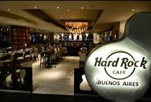 MONUMENTS / Hard Rock Cafe Manchester is situated in the iconic Printworks complex in the heart of city centre Manchester - with the 17 foot guitar on the outside wall, you really can't miss us!  Have a look at some of our other awesome locations around the World.