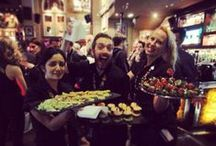 EVENTS / Famous for throwing parties that rock! Hard Rock Cafe Manchester will deliver what you want, when you want it. Anything from Corporate events to weddings and much more!   We accommodate everything from black tie to black leather, so come as you are and we'll handle the rest.  Call Emma Livingstone on 0161 831 6700 to discuss your next event.