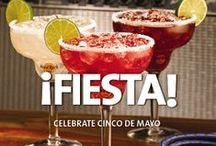 CINCO DE MAYO / It's fiesta time at Hard Rock Cafe Manchester!