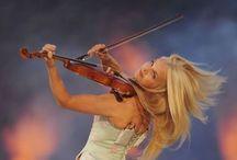 Music - Violins (a.k.a Fiddles) / by Lynn White