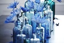 [ Glas / Flaschen, Vasen, Gefäße, Glas