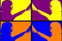 Beeldaspect: Kleur / Primair -  Secundair -  Complementair contrast -  Warme/Koude kleuren -  Kleurcontrast -  Tint/Toon -  Kleurverloop