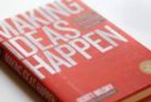 Making Ideas Happen by Scott Belsky  / highlights from Readmill / by Safa