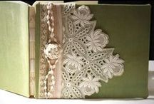 Scrapbooking pages and journals
