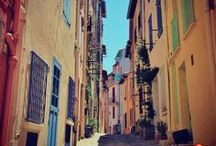 Travel to South of France