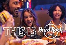 HARD ROCK ROXTARS / MEET THE ROXTARS - NEW ADDITIONS TO THE HARD ROCK CAFE MANCHESTER TEAM! ASK YOUR HOST OR SERVER ABOUT THE ROXTARS CLUB, MERCHADISE AND MENU TODAY!