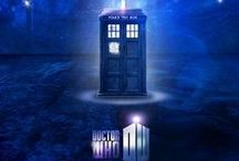 Doctor Who / by Adel Djo