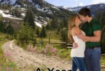 A Year with Geno / Contemporary romance set in Eagle River, Alaska.