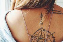 Tatouages / Inspiration et beaux tatouages