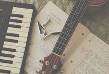 Music / by Sidney Hildebrandt